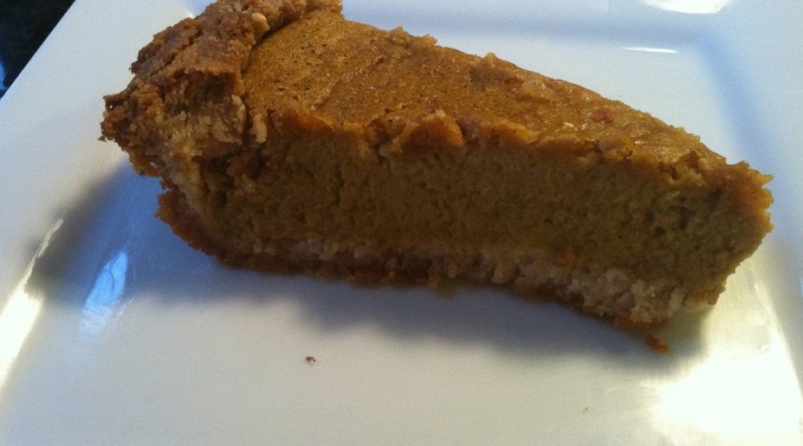 Perfect Paleo Pumpkin Pie